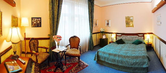 Hotel Hastal Prague Old Town: Hotel Room in Hotel Hastal Prague ****