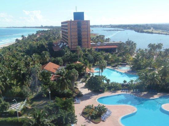 BelleVue BeachFun4Life Puntarena: Vista desde el hotel