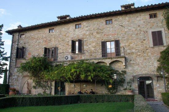La Canonica di Cortine : Villa