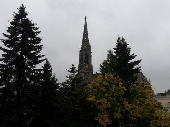Hotel Löwengarten: Room With a View