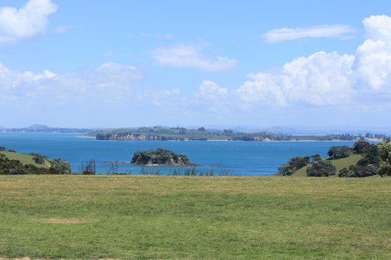 Waiheke Island Wine Tours: View from Cable Bay