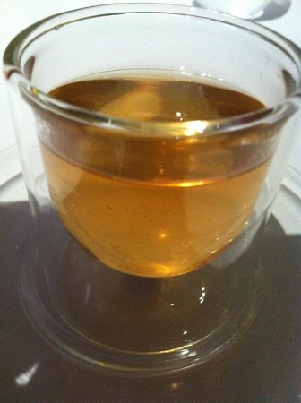 The Fat Duck: Hot and Iced Tea - mouth party!!