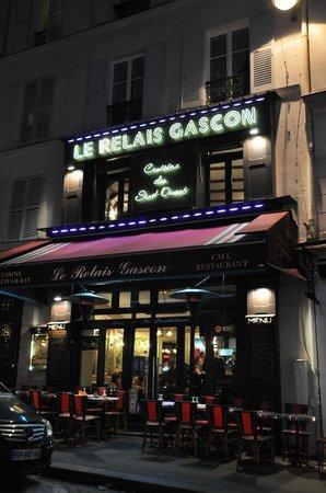 Le Relais Gascon: Fachada