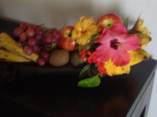 Zoetry Agua Punta Cana : fruit basket