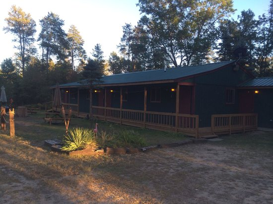 Best Bear Lodge & Campground : New owners now called best bear lodge