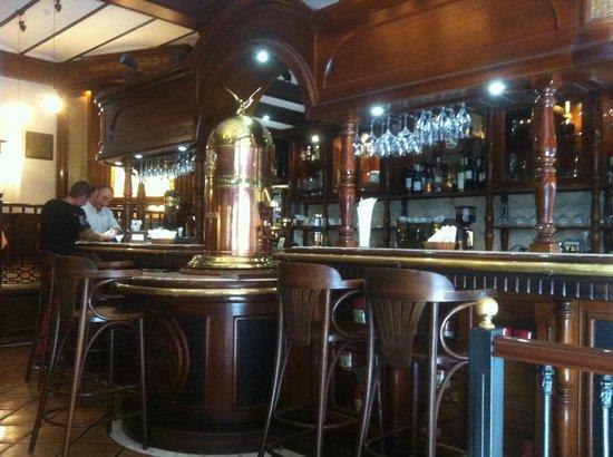 Tasca El Callejon: Bar