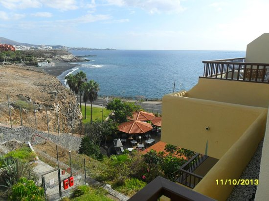Le jacuzzi bild von hovima jardin caleta la caleta for Aparthotel jardin caleta costa adeje tenerife