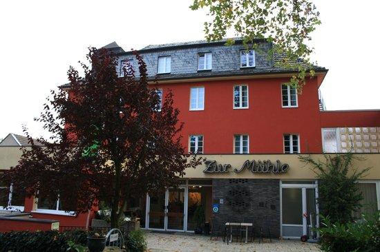 Hotel Zur Mühle: Außenansicht