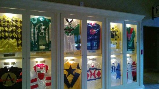 Hilton Ocala: Jockey Silks