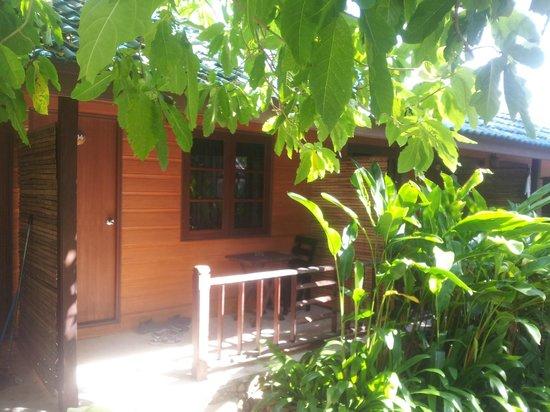 Chomtawan Resort : Vårt lilla radhus