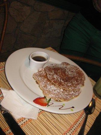 Adventure Inn: Desayuno