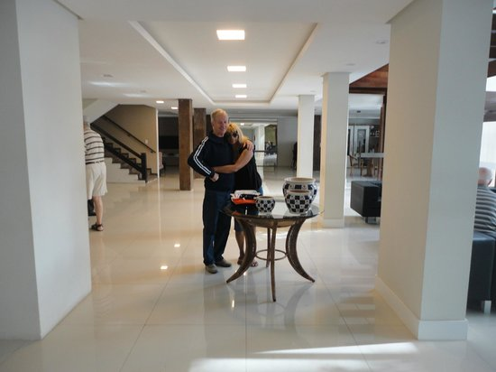 A Furninha Hotel: hall