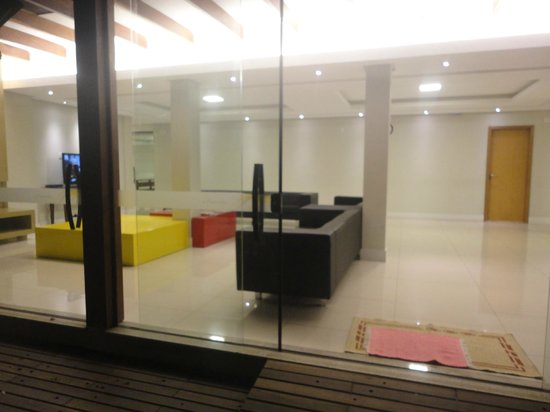 A Furninha Hotel: entrada