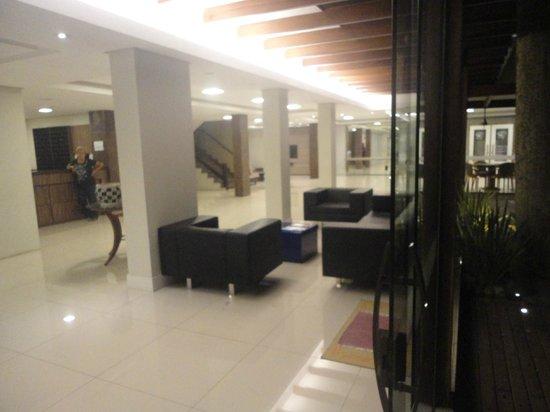 A Furninha Hotel: sala de estar