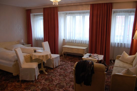Pension Aviano : Our room was wonderful