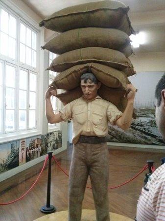 Coffee Museum: Museu do Cafe