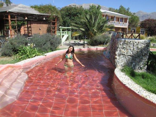Hostal Aldea Del Elqui: Piscina