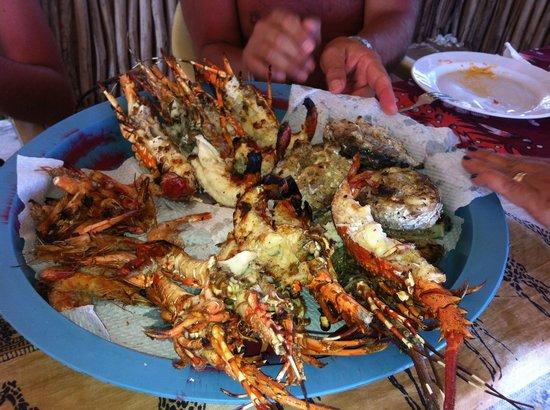 Jacaranda Beach Resort : A pranzo da Katana!!!