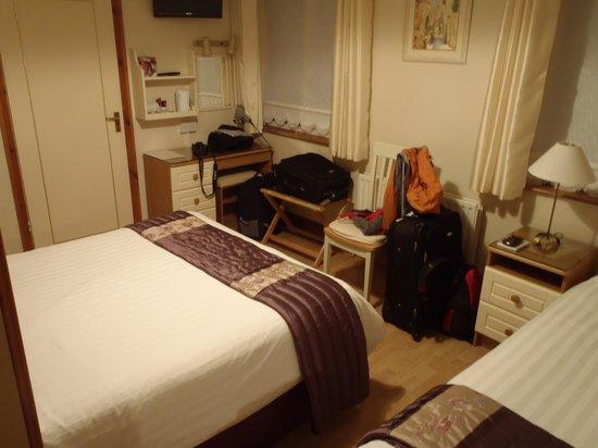 Meadow Bank B&B : Bedroom