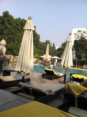 The Imperial Hotel: Swimmingpool for relaxation