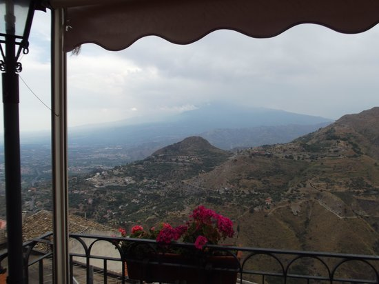 La Taverna dell' Etna: what a view