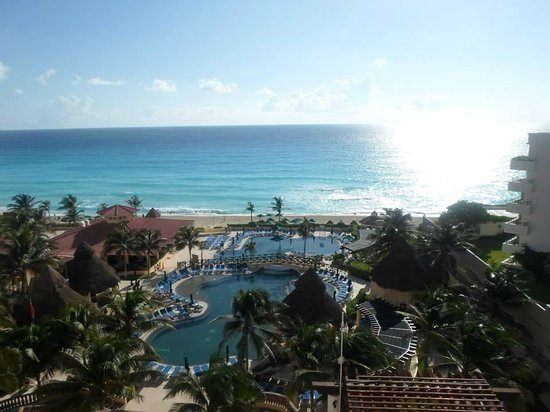 GR Solaris Cancun : El amanecer en el GR Solaris