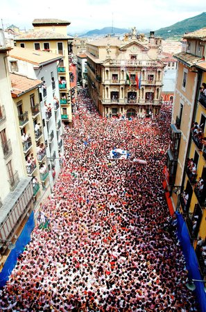 Running of The Bulls Travel