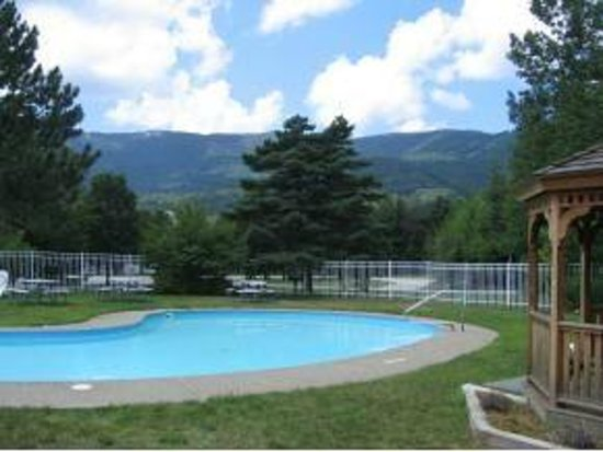 The Bridges Family Resort & Tennis Club: One of our two outdoor pools