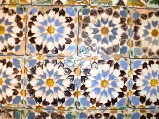 Frederico de Freitas Museum : tiles