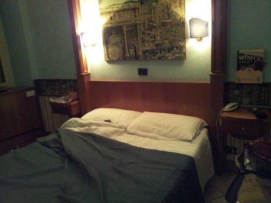 Hotel Delle Regioni: camera