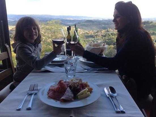 cin cin - picture of bel soggiorno, san gimignano - tripadvisor - Hotel Bel Soggiorno San Gimignano Tripadvisor 2