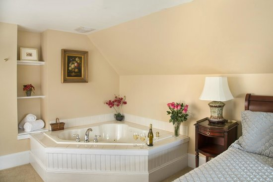 Glynn House Inn: Jefferson Deluxe Suite