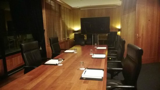 Grand Hotel Huis Ter Duin: Meeting room