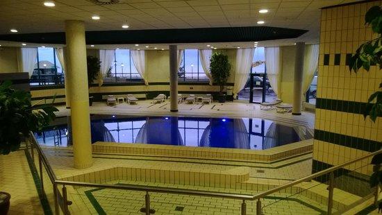 Swimming Pool Bild Von Grand Hotel Huis Ter Duin Noordwijk Tripadvisor