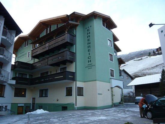 Hotel Garni Ehrenreich