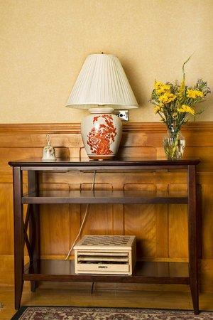 Glynn House Inn: Monroe Deluxe Suite