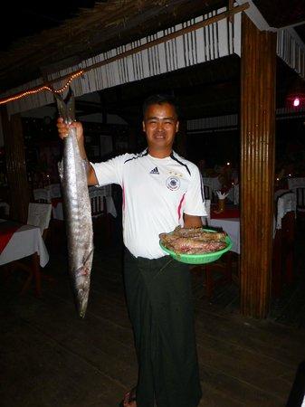 Min Thu - Traditional Seafood Restaurant : Immer freundlich und den besten Fisch