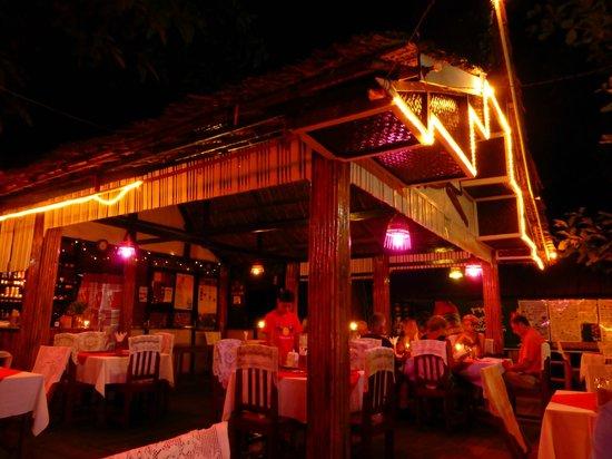 Min Thu - Traditional Seafood Restaurant : Gemütlich und sauber
