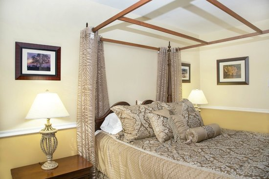 Glynn House Inn: Roosevelt Luxury Suite