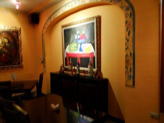 Hotel Casa Lucia: Pequeño, me gusta.