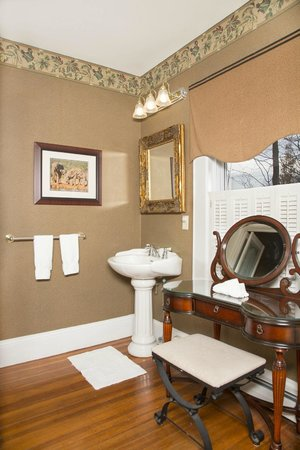 Glynn House Inn: Roosevelt Luxury Suite