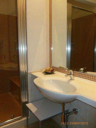 Residenza La Villa : bagno
