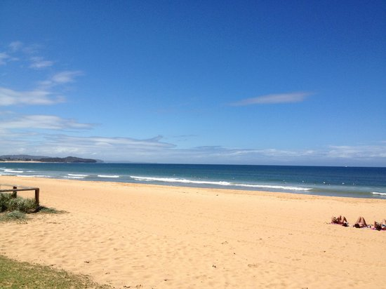 Quality Hotel Sands Narrabeen : Perfectly peaceful