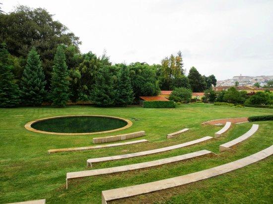 Hotel Quinta das Lagrimas : Garden