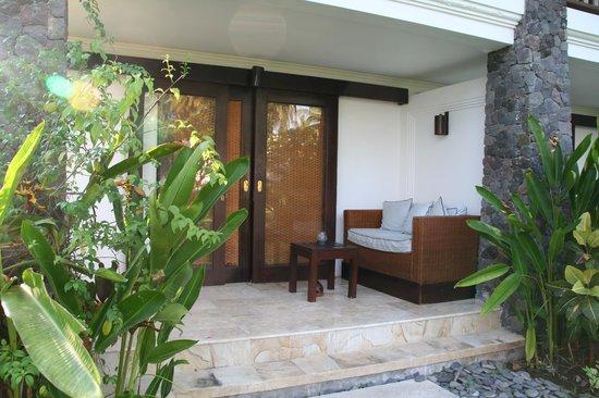 Spa Village Resort Tembok Bali: Our room