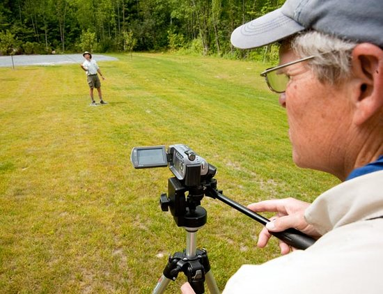 Orvis Fly Fishing School: Video Analysis is included for every student