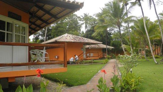 Karapitangui Praia Hotel: Bangalôs;