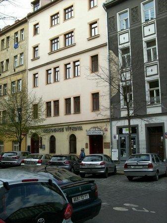 Residence Vitkova Apartments: Наш отель