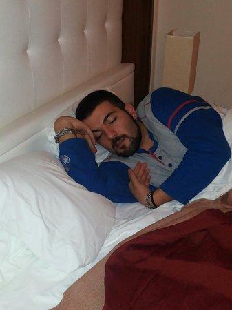 Hotel Vittoria Resort & Spa : Notte all hotel vittoria