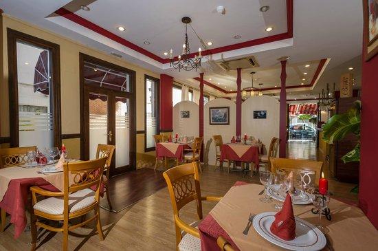 Hotel Caracas Playa: restaurante